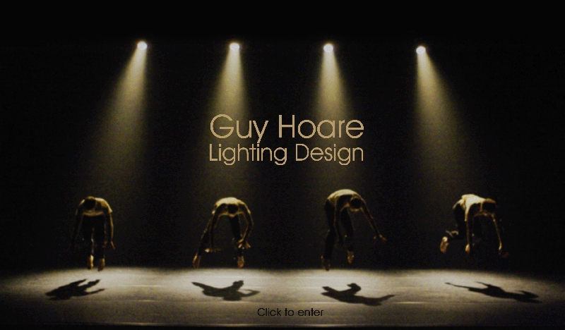 Guy Hoare Lighting Design - Click to Enter