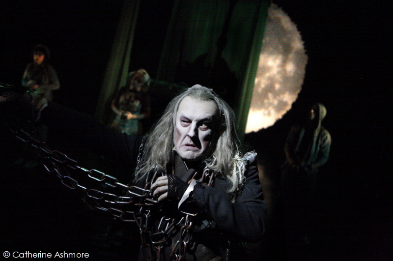 Photo of Russell Dixon in A Christmas Carol